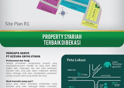 lokasi dan siteplan